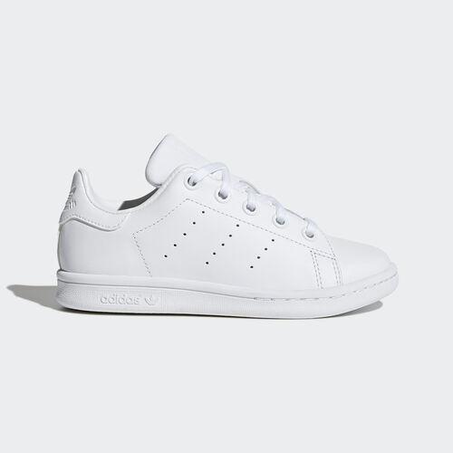 adidas - Stan Smith Shoes White/ White/ White BA8388