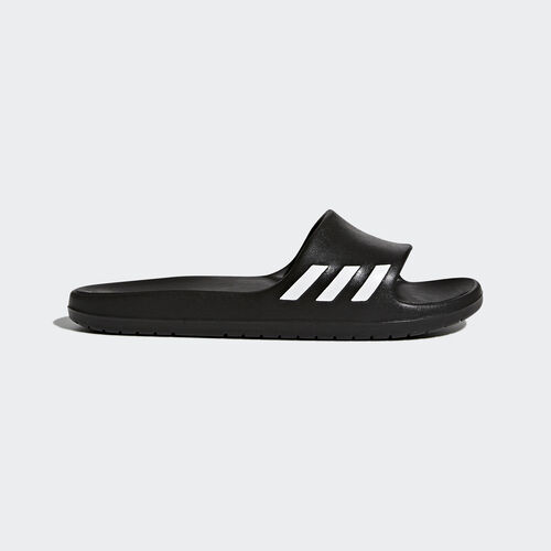 adidas - Aqualette Slides Core Black/Footwear White BA8762