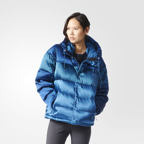 adidas - ID96 Jacket Tribe Blue/Tech Steel AY9051