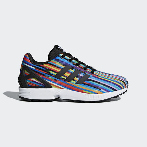 adidas - ZX Flux Shoes Core Black/Core Black/Core Black S76289