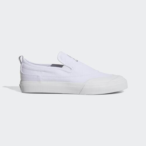 adidas - Matchcourt Slip-On sko White F37386