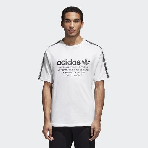 adidas - NMD Tee White CE1612