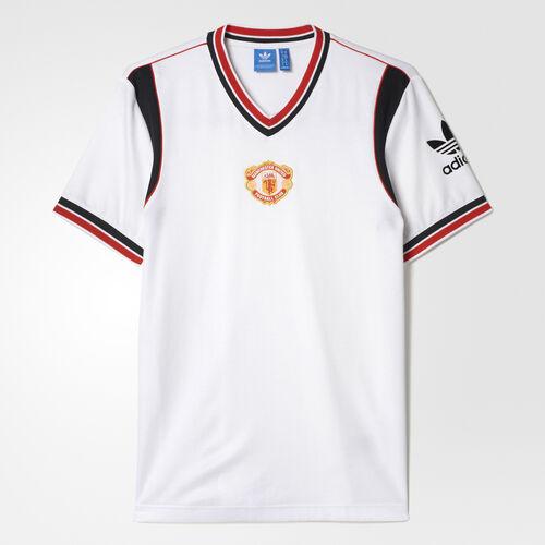 adidas - Manchester United FC Away Jersey White AZ1242