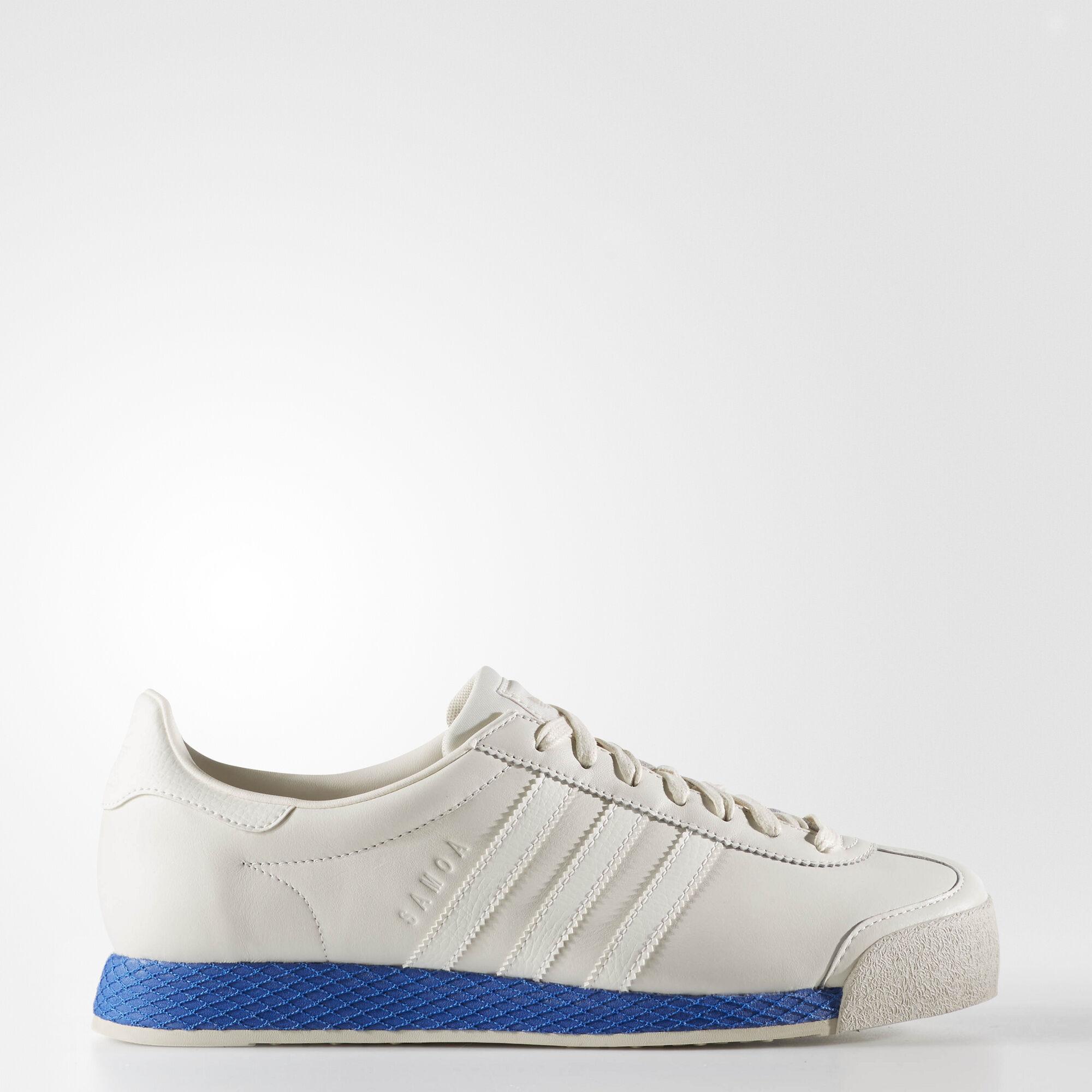 samoa adidas white