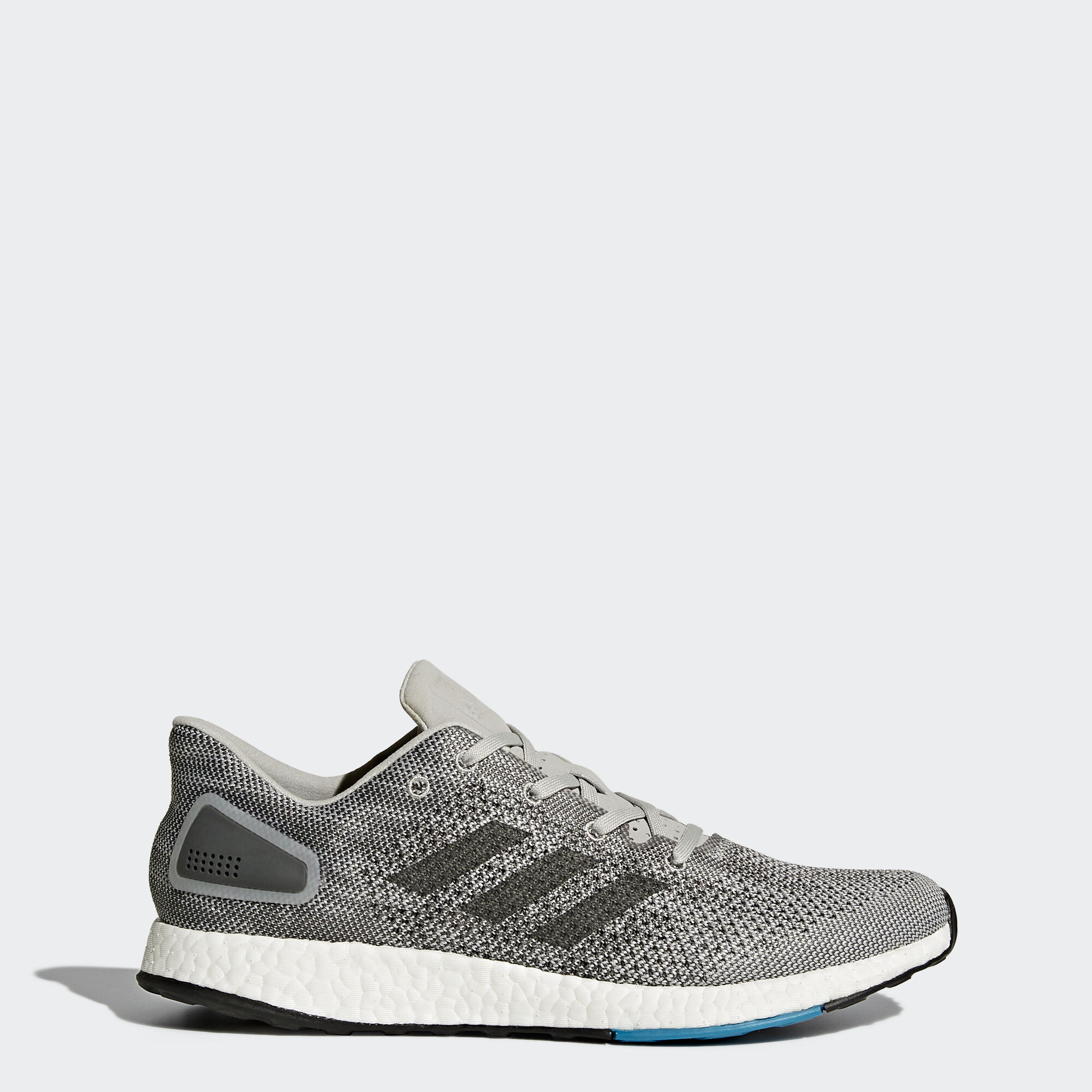 adidas PureBoost DPR Men 's Grey/Dgh Solid Grey S82010