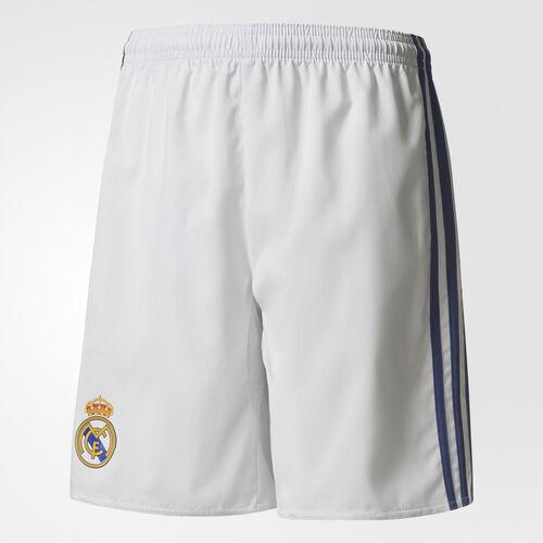adidas - Real Madrid Home Replica Shorts Crystal White/Raw Purple AI5202