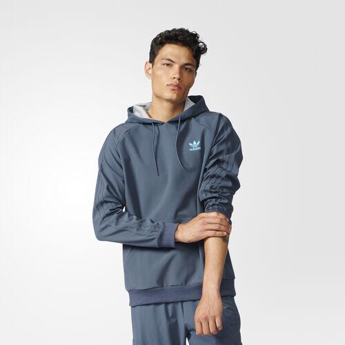 adidas - Essentials Hoodie Utility Blue AY7984