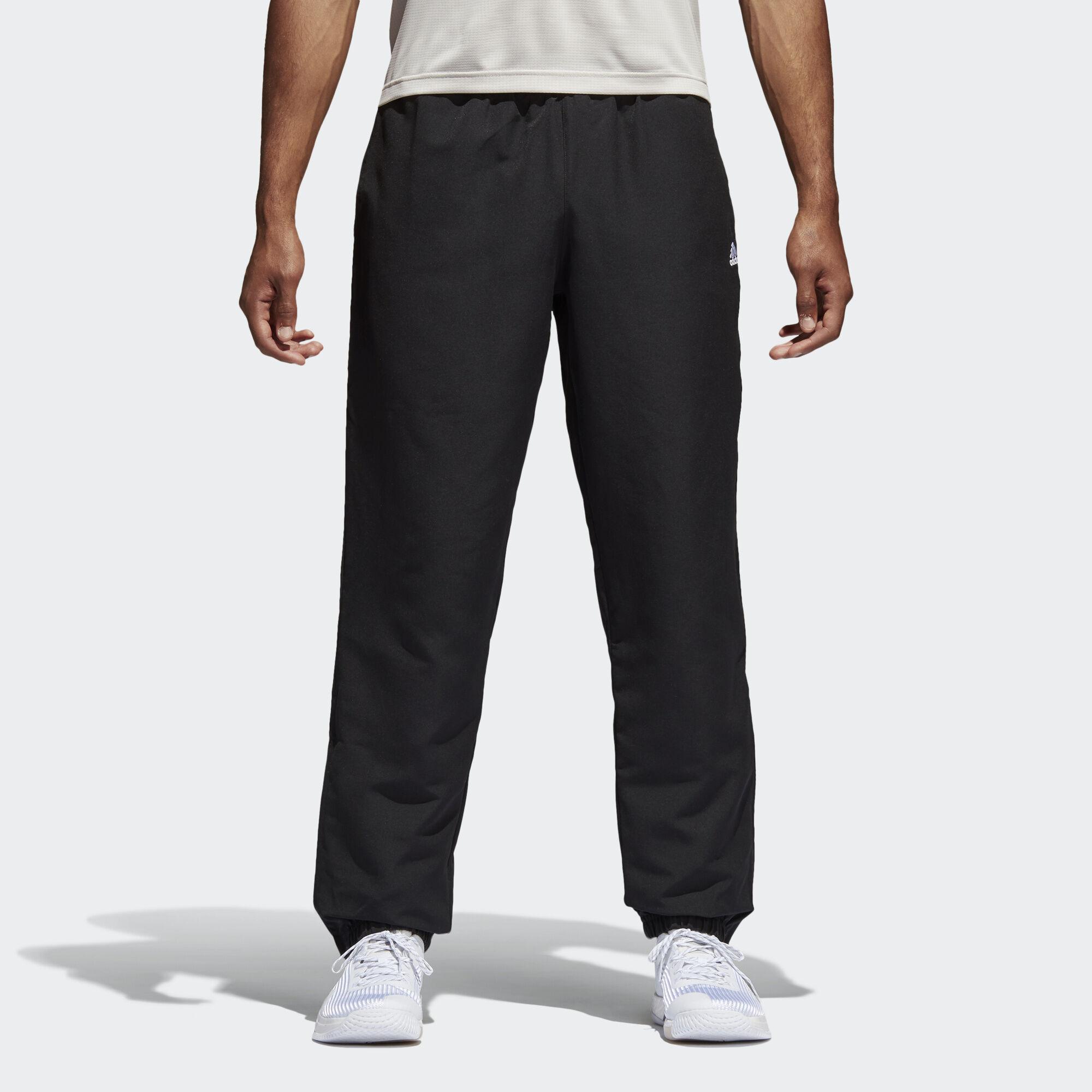 adidas essentials standford closed hem black adidas uk. Black Bedroom Furniture Sets. Home Design Ideas