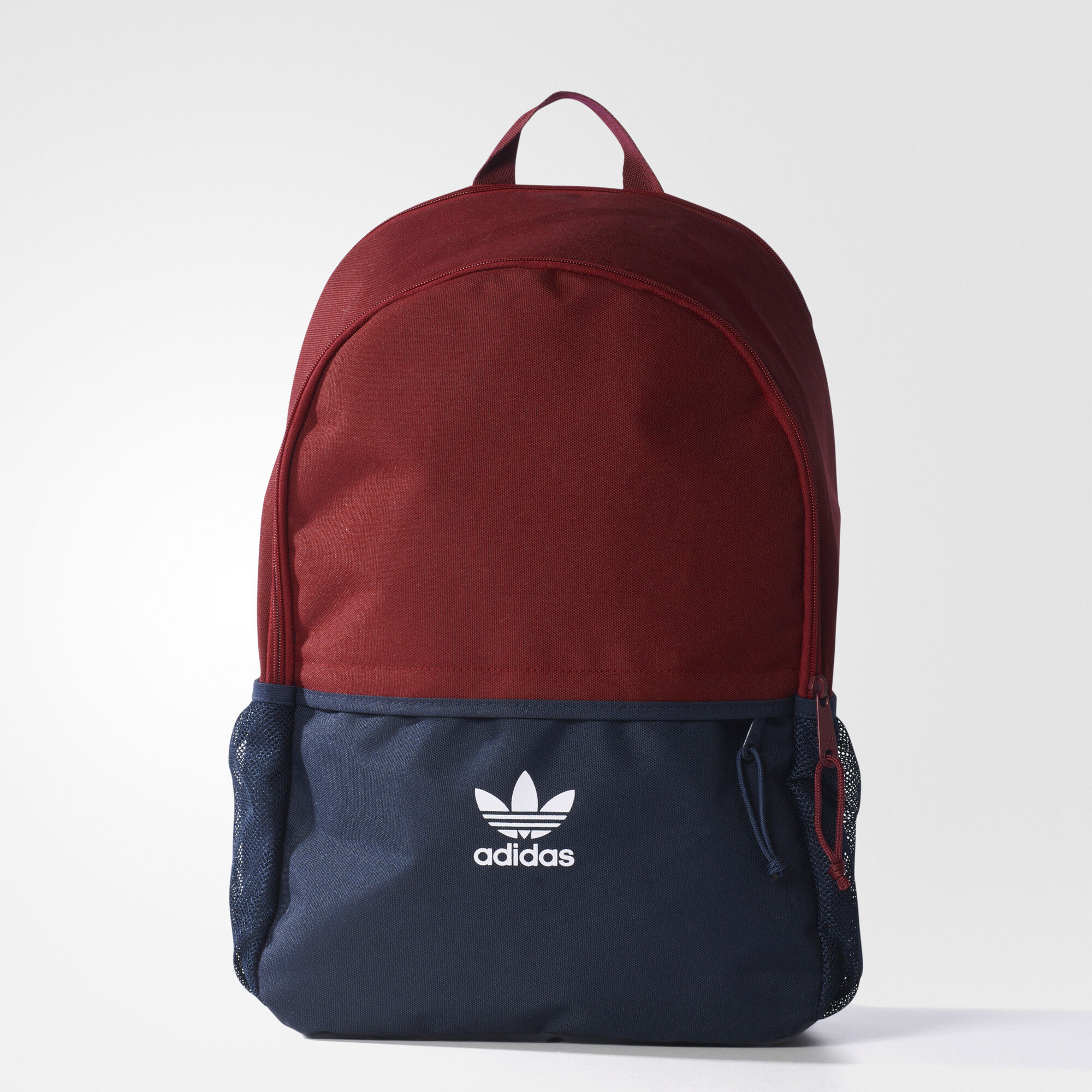 adidas essentials rucksack rot adidas switzerland. Black Bedroom Furniture Sets. Home Design Ideas
