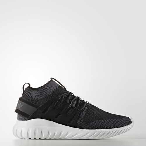 adidas - Tubular Nova Primeknit Shoes Core Black/Dark Grey/Vintage White S80110