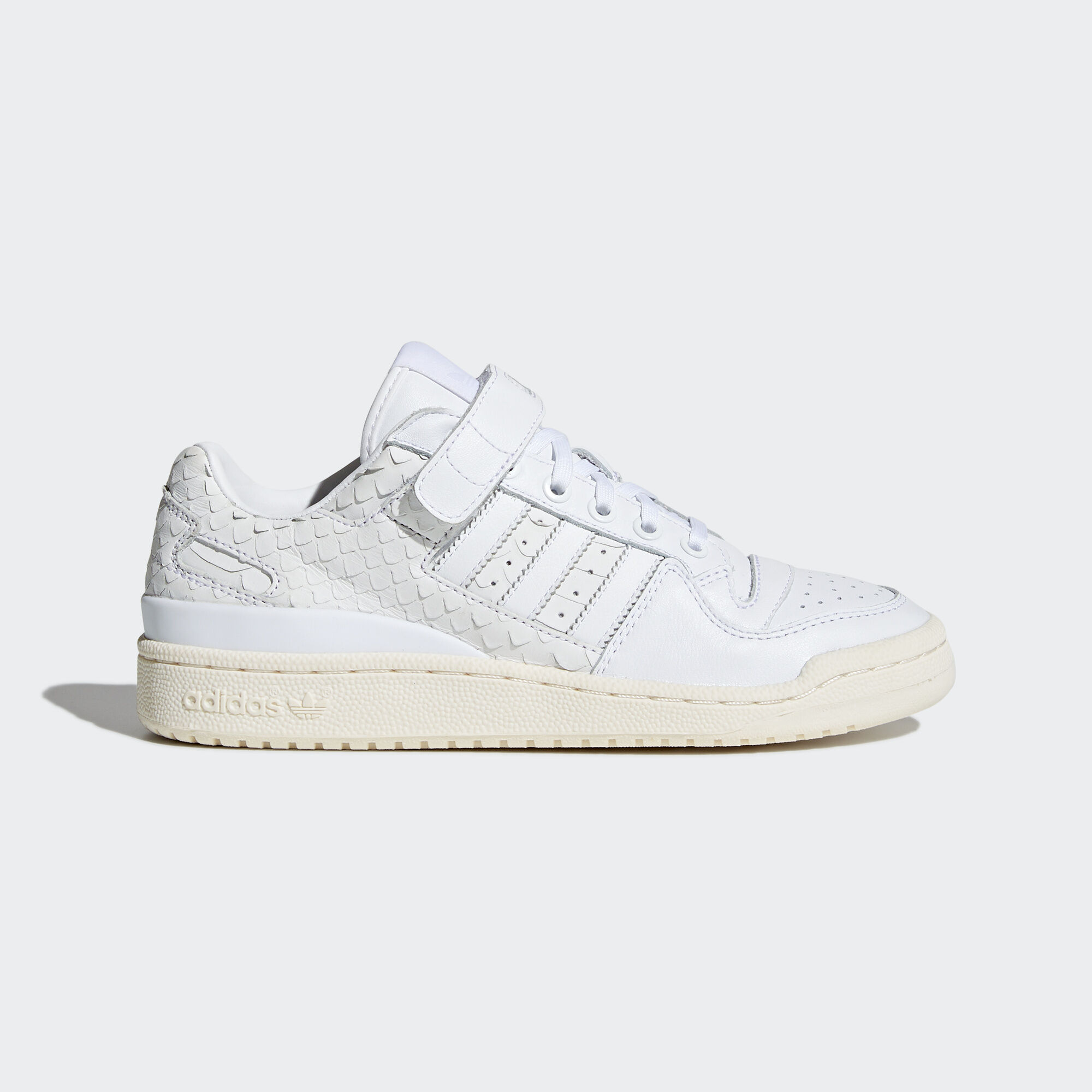 Adidas CQ2681 Women Forum LO Running shoes white Sneakers