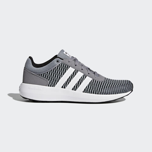 adidas - Cloudfoam Race Schoenen Core Black/White/Grey AW5327