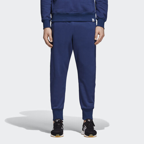 adidas - Pantalon de survêtement XBYO Mineral Blue CD8542