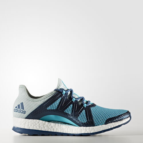 adidas - PureBOOST Xpose Shoes Tactile Green /Energy Blue /Blue Night BA8272