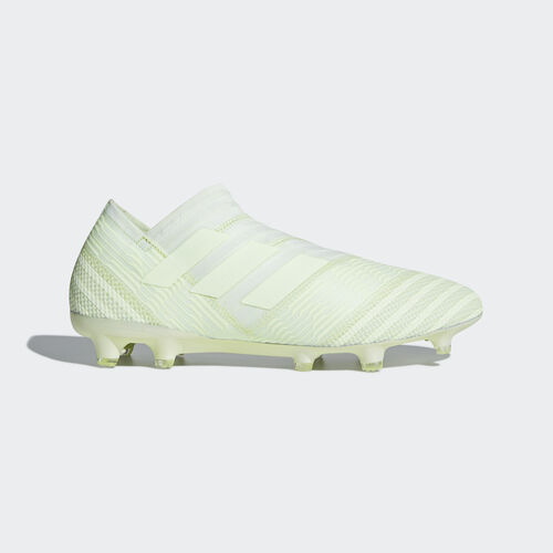 adidas - Botas de Futebol Nemeziz 17+ 360 Agility – Piso Firme Aero Green/Aero Green/Hi-Res Green CM7732