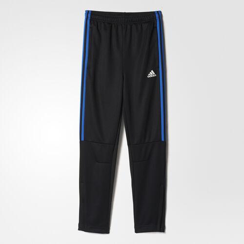 adidas - Tiro 3-Stripes Pants Black/Blue BQ2946