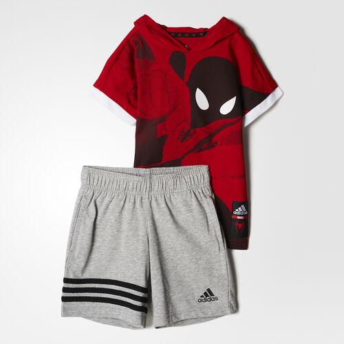 adidas - Spider-Man Mini Kit Scarlet/White BP9464