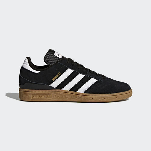 adidas - Busenitz Pro Shoes Core Black/Footwear White/Gold Metallic G48060