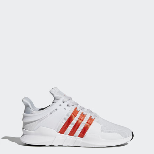 adidas - EQT Support ADV Shoes Clear Grey /Bold Orange/Footwear White BY9581