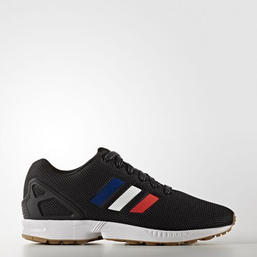 adidas - ZX Flux Shoes Core Black/Footwear White/Core Red BB2767