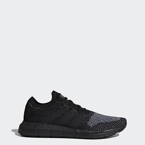 adidas - Swift Run Primeknit Shoes Core Black/Grey Five CG4127