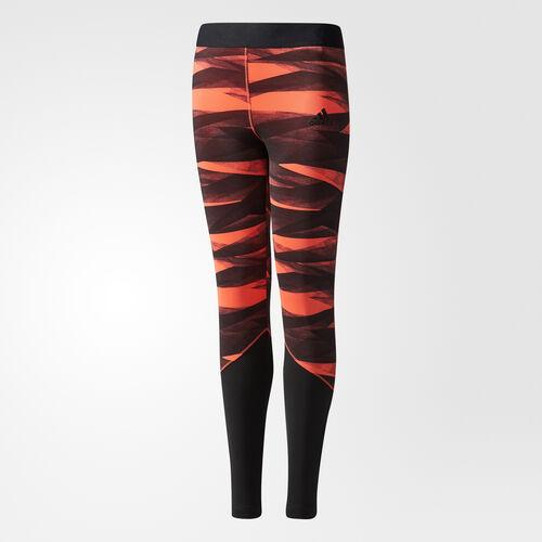 adidas - Wrap Training Tights Easy Coral /Black CD8932