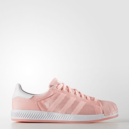 adidas - Superstar Bounce Shoes Haze Coral/Footwear White BB2939