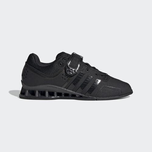 adidas - adiPower Weightlifting Shoes Core Black / Night Met. F13 / Silver Met. BA7923