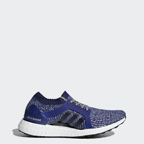 adidas - UltraBOOST X Shoes purple/Mystery Ink /Noble Ink /Grey One BY2710