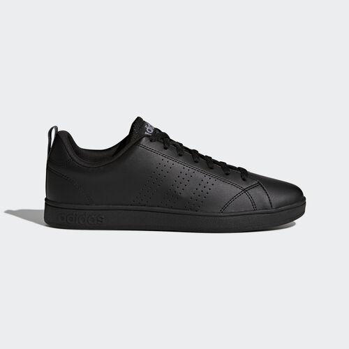 adidas - VS Advantage Clean Shoes Core Black/Lead F99253