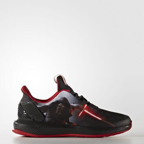 adidas - Star Wars Shoes Core Black/Maroon/Gold Metallic BB0918