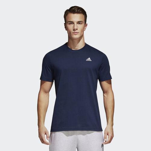 adidas - Essentials Base T-Shirt Collegiate Navy/White S98743