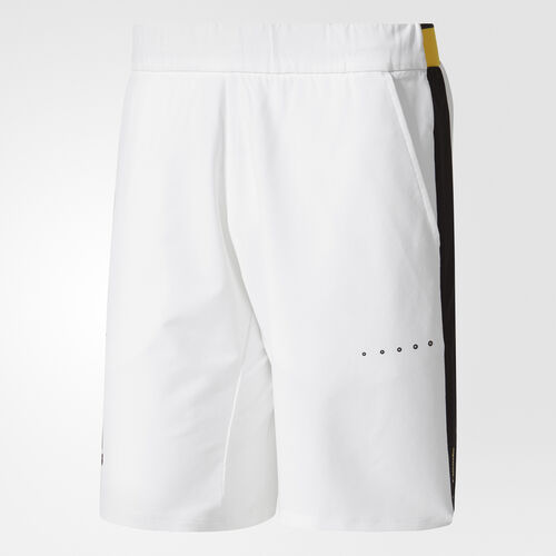 adidas - Barricade Bermuda Shorts White/Black BP5211