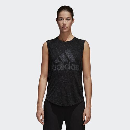 adidas - ID Winners Muscle Tee Black BQ9521