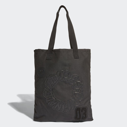 adidas - Badges Shopper Bag Extra-Large Black BQ8159