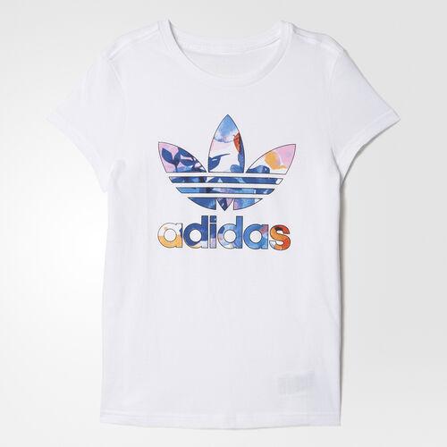 adidas - Tee White/Multicolor BJ8558