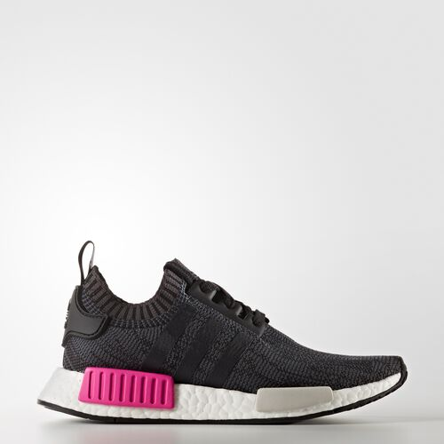 adidas - NMD_R1 Shoes Core Black/Shock Pink BB2364