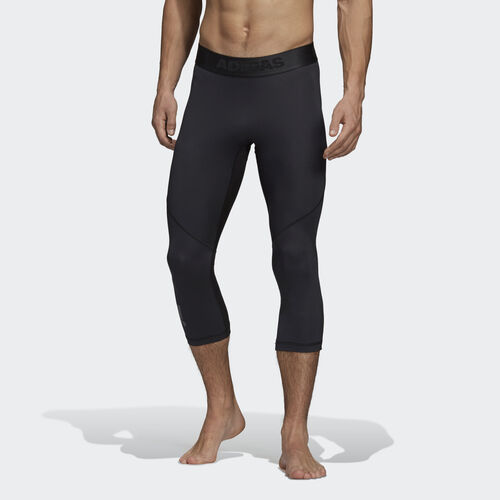 adidas - Alphaskin Sport 3/4 Tights Black CF7331
