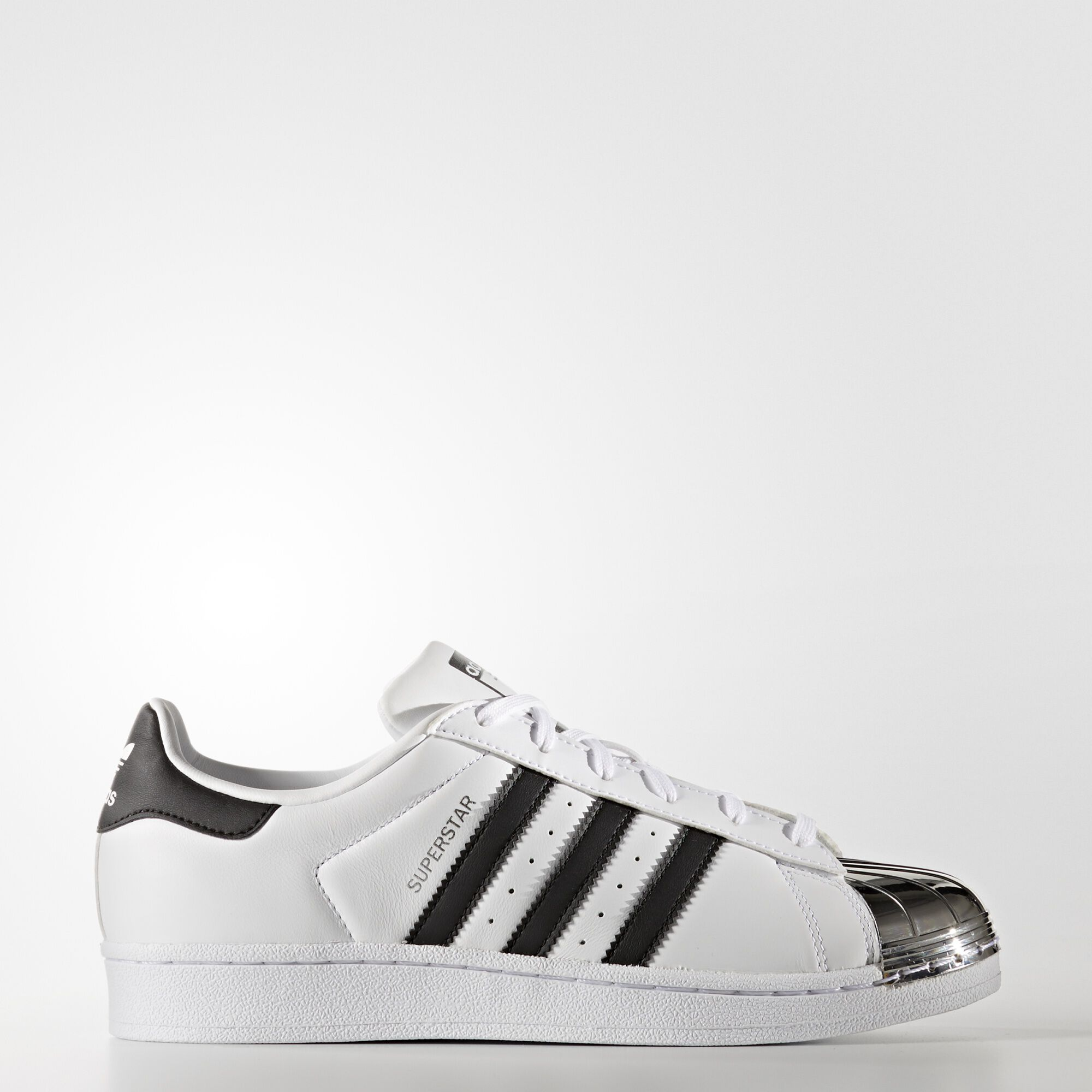 Superstars Adidas Silber