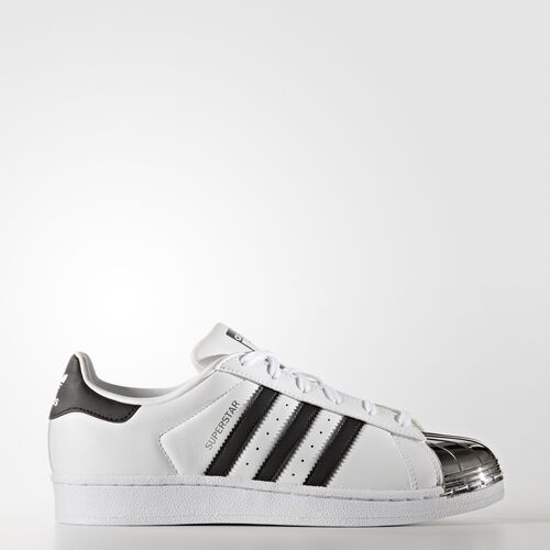 adidas - Superstar 80s Shoes Footwear White/Core Black/Silver Metallic BB5114