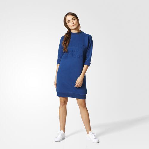 adidas - Sweatshirt Dress Mystery Blue BK5941