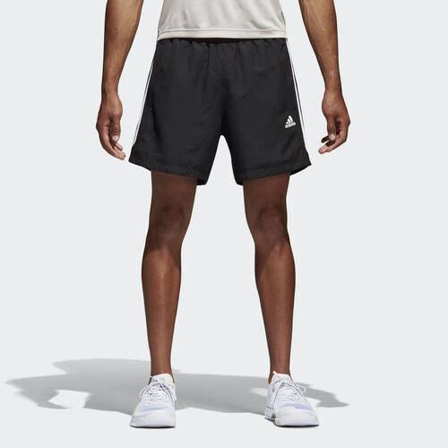 adidas - Sport Essentials 3-Stripes Chelsea shorts Black/White S88113