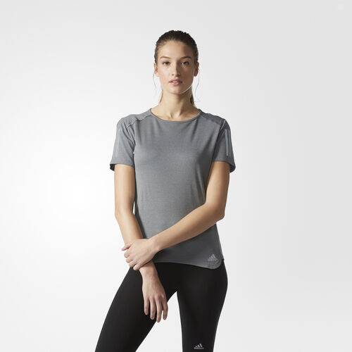 adidas - Camiseta Response Soft Dark Grey Heather S99063