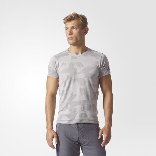 adidas - FreeLift Elevated T-shirt Grey Two BQ0727