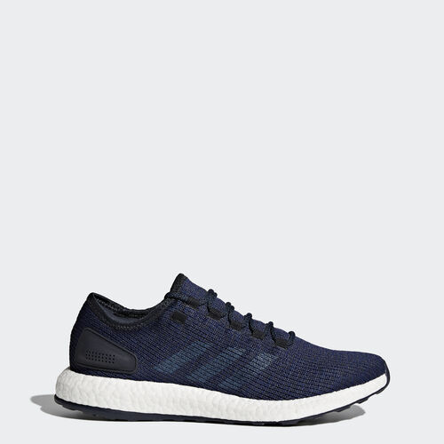 adidas - Pure Boost Shoes Night Navy/Core Blue/Mystery Blue BA8898