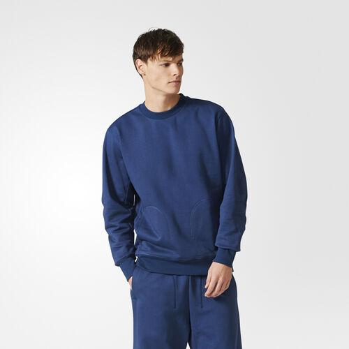 adidas - XBYO Crew Sweatshirt Mineral Blue CF1133