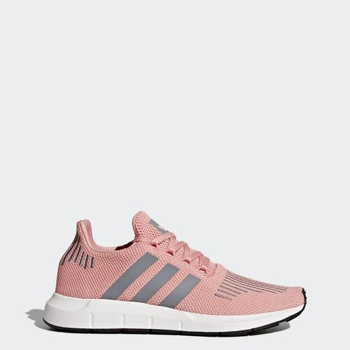 adidas - Swift Run Shoes Trace Pink /Grey Three /Crystal White CG4139