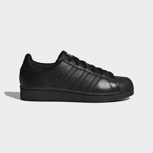 adidas - Superstar Shoes Core Black/Core Black/Core Black B25724