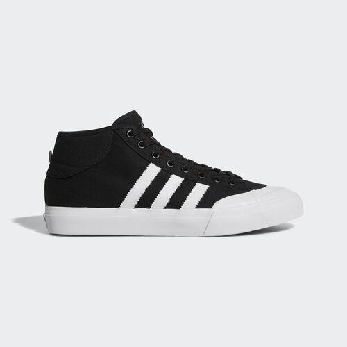 adidas - Matchcourt Mid Shoes Core Black/Footwear White F37703