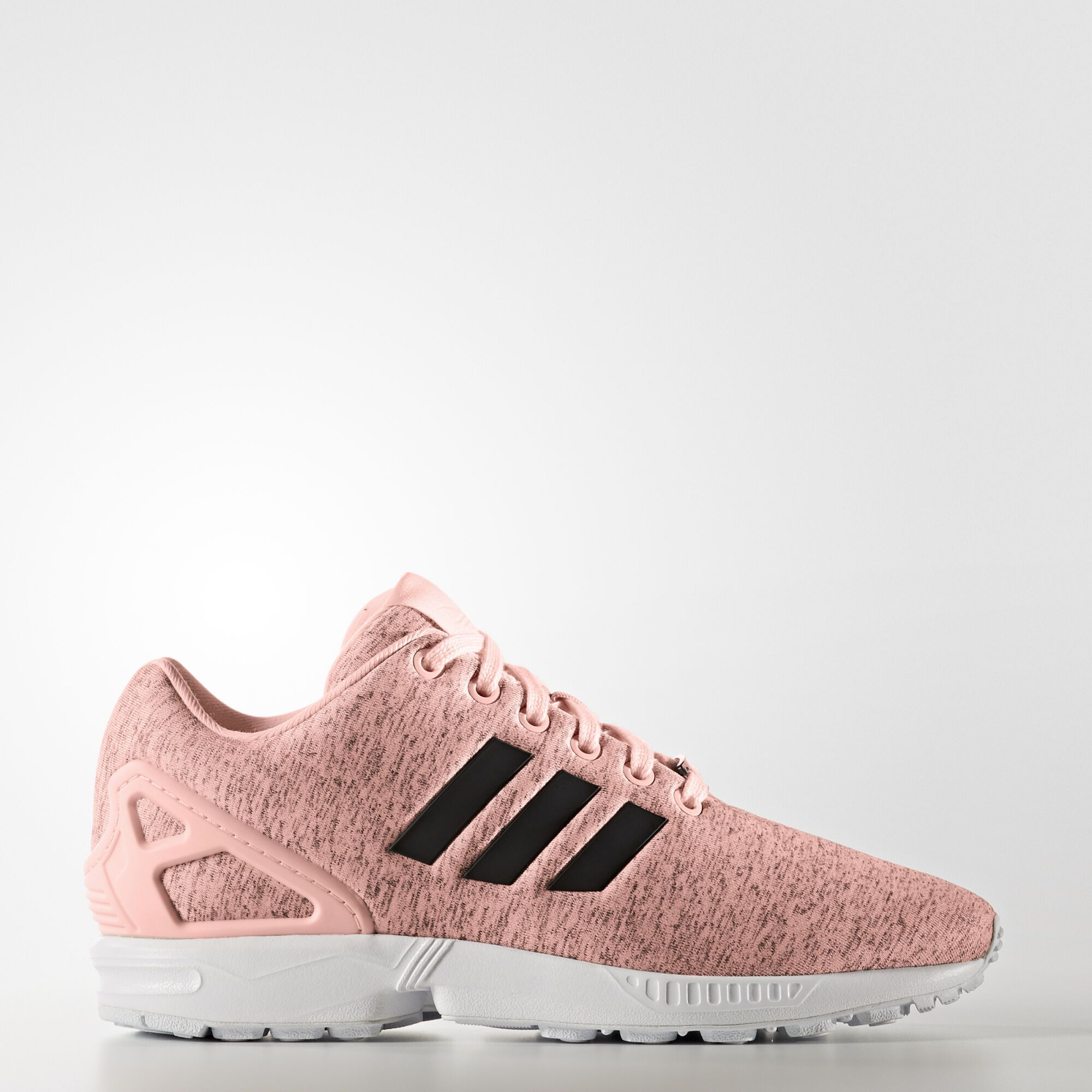Adidas Zx Flux Pink And White